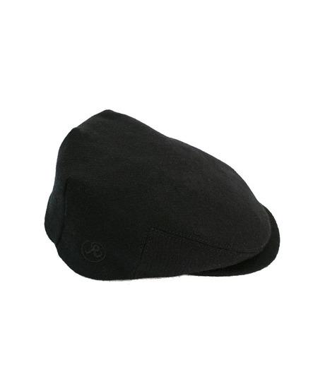 Richardson Magazine(リチャードソン マガジン)のHarris Tweed Flat Cap-BLACK(キャップ/cap)-AW16045-13 詳細画像1