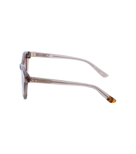 BLANC(ブラン)のOval Frame Sunglass-SILVER(アイウェア/eyewear)-B0005-1 詳細画像2