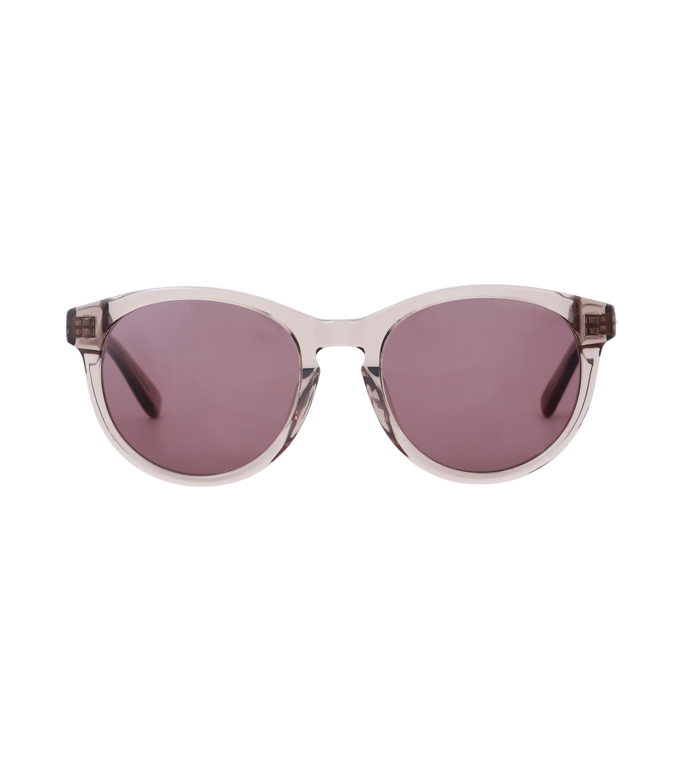 BLANC(ブラン)のOval Frame Sunglass-SILVER(アイウェア/eyewear)-B0005-1 拡大詳細画像3