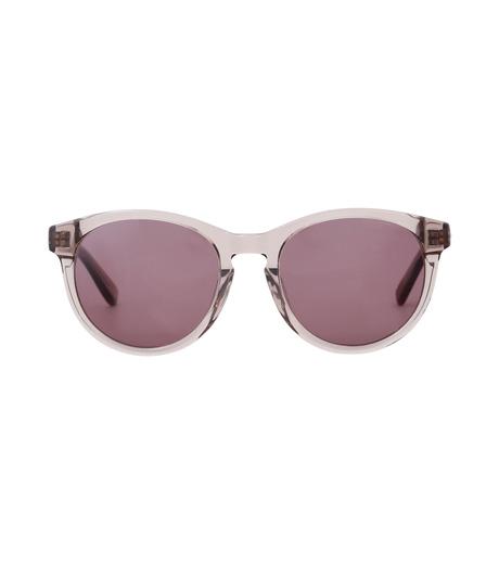BLANC(ブラン)のOval Frame Sunglass-SILVER(アイウェア/eyewear)-B0005-1 詳細画像3