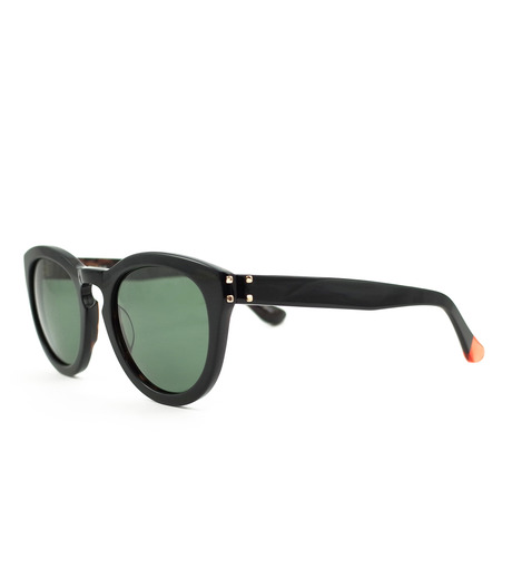 BLANC(ブラン)のThick Frame Sunglass-BLACK(アイウェア/eyewear)-B0007-13 詳細画像1