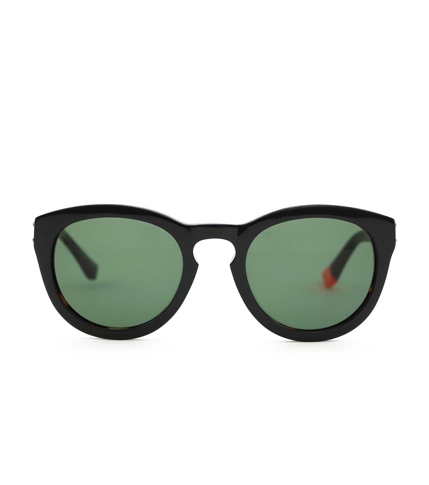 BLANC(ブラン)のThick Frame Sunglass-BLACK(アイウェア/eyewear)-B0007-13 拡大詳細画像2