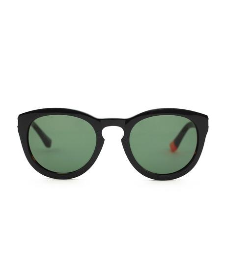 BLANC(ブラン)のThick Frame Sunglass-BLACK(アイウェア/eyewear)-B0007-13 詳細画像2