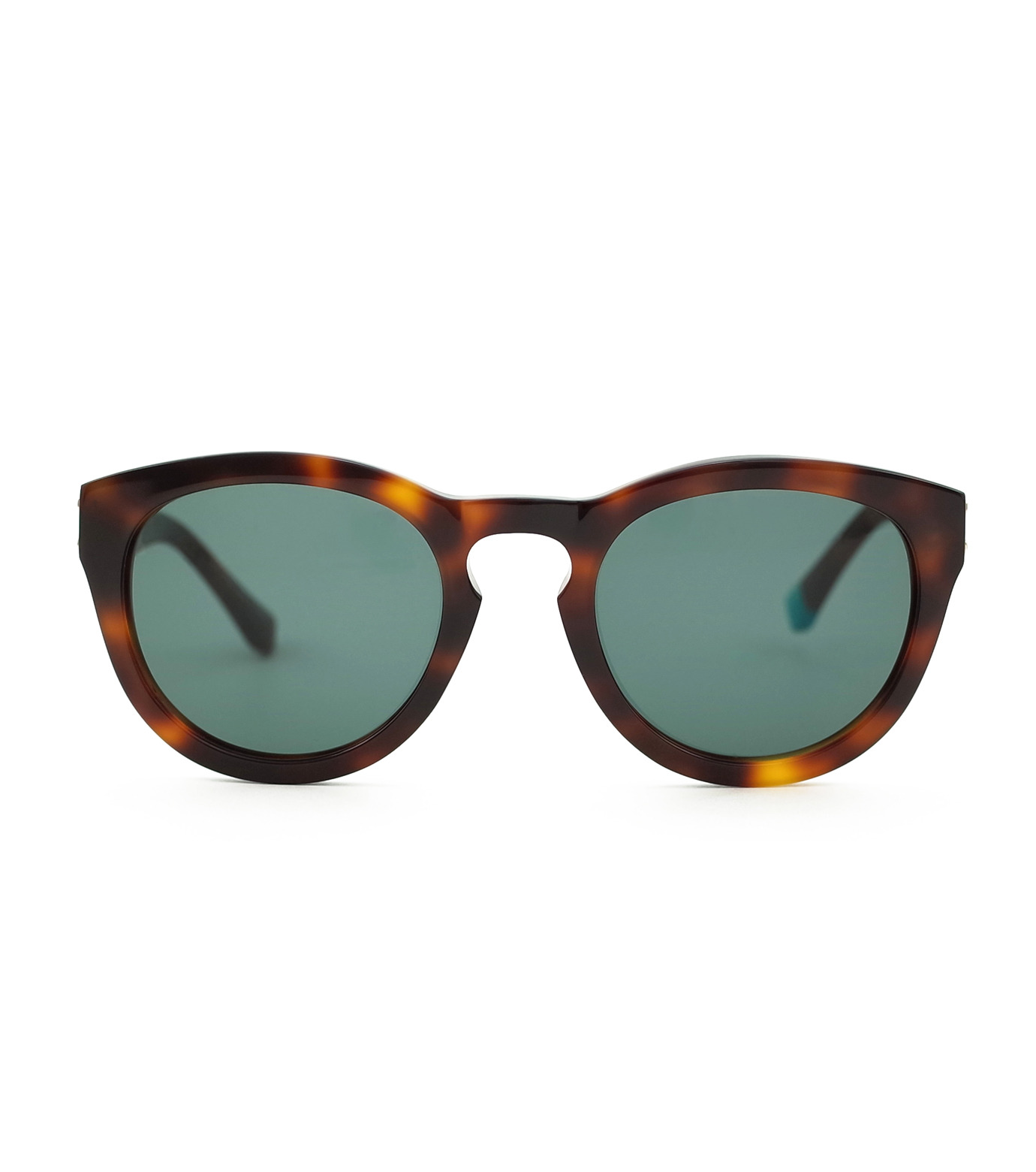 BLANC(ブラン)のThick Frame Sunglass-BROWN(アクセサリー/accessory)-B0007-42 拡大詳細画像2