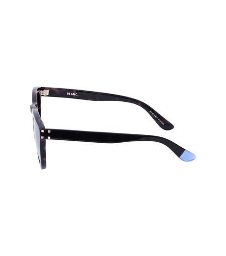 BLANC(ブラン)のThick Frame Sunglass-BLACK(アイウェア/eyewear)-B0007-N-13 詳細画像2