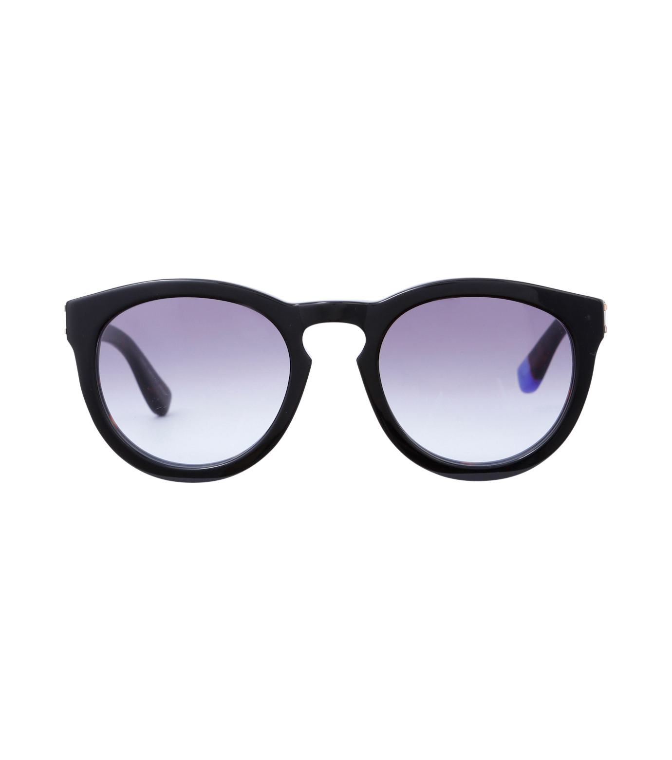 BLANC(ブラン)のThick Frame Sunglass-BLACK(アイウェア/eyewear)-B0007-N-13 拡大詳細画像3