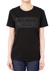 No One Dots BELLEVILLE HILLS T-shirt