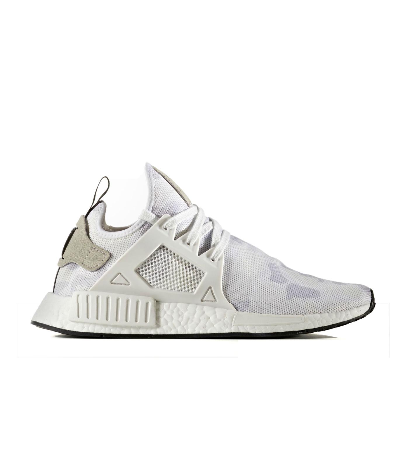 adidas(アディダス)のNMD XR1-WHITE(シューズ/shoes)-BA7233-4 拡大詳細画像1