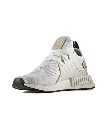 adidas(アディダス)のNMD XR1-WHITE(シューズ/shoes)-BA7233-4 詳細画像3