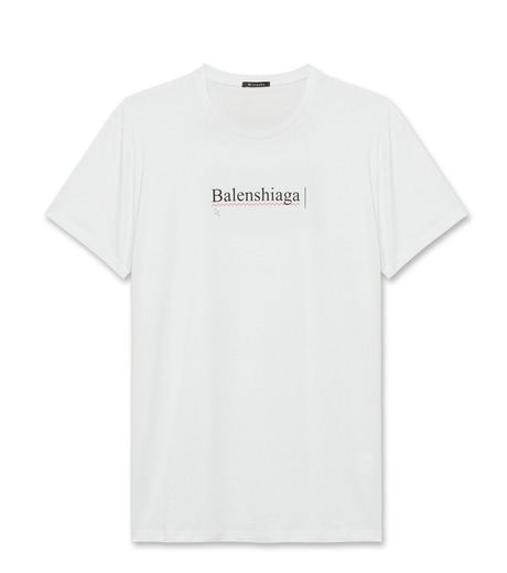 Mistaake(ミステイク)のBalemshiaga-WHITE(T-SHIRTS/T-SHIRTS)-BALWH-4 詳細画像1