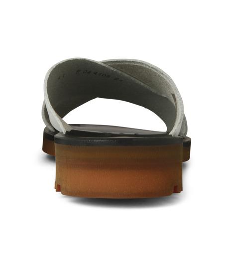 Robert Clergerie(ロベール・クレジュリー)のCross Strap Sandal-WHITE(シューズ/shoes)-BART01-T-4 詳細画像2
