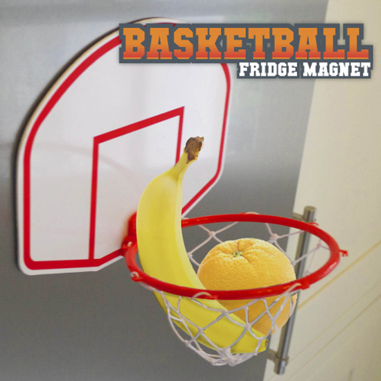 Thumbs Up(サムズアップ)のBasketball Fridge Magnet-RED(OTHER-GOODS/OTHER-GOODS)-BASFRIMAG-62 詳細画像2