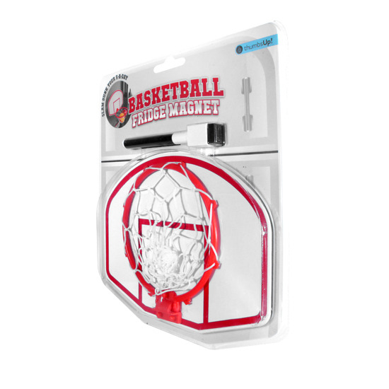 Thumbs Up(サムズアップ)のBasketball Fridge Magnet-RED(OTHER-GOODS/OTHER-GOODS)-BASFRIMAG-62 詳細画像3