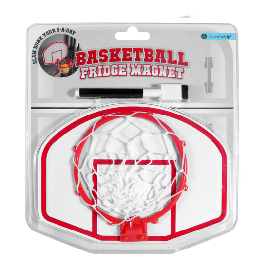 Thumbs Up(サムズアップ)のBasketball Fridge Magnet-RED(OTHER-GOODS/OTHER-GOODS)-BASFRIMAG-62 詳細画像4