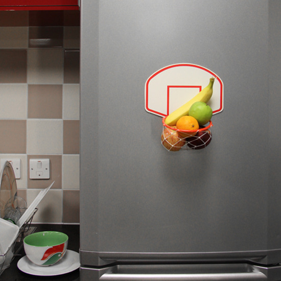 Thumbs Up(サムズアップ)のBasketball Fridge Magnet-RED(OTHER-GOODS/OTHER-GOODS)-BASFRIMAG-62 詳細画像5
