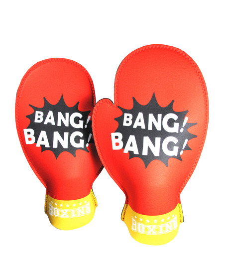 nuop design(ヌオップデザイン)のBang Bang Oven Mitts-Neoprene-ORANGE(アザーズ/others)-BBOM-61 詳細画像1