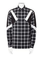 Neil Barrett(ニール バレット) Check Shirt