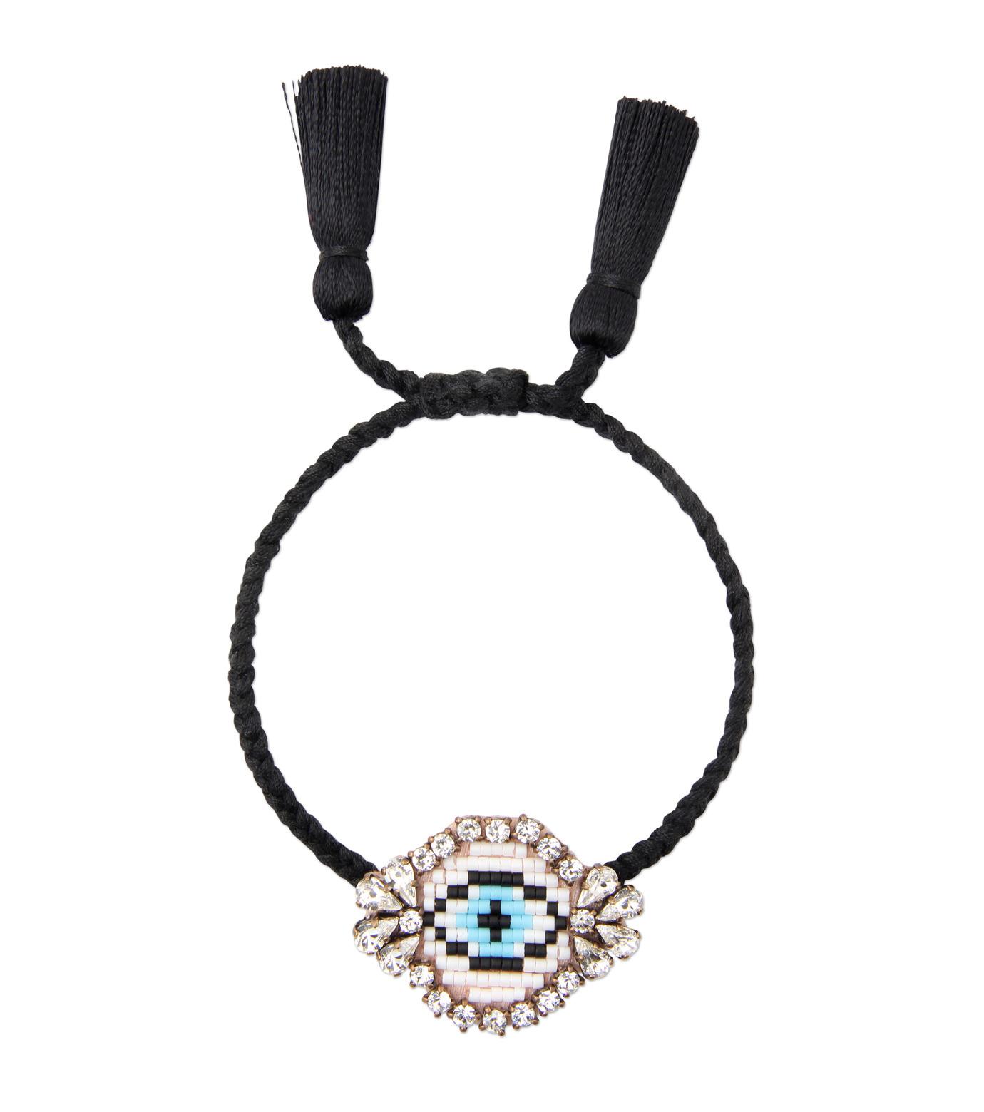 Shourouk(シュローク)のAthna Bracelet Eye-BLACK(ブレスレット/bracelet)-BCSS16-012-13 拡大詳細画像1
