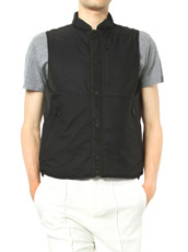 White Mountaineering Rip Stop Vest