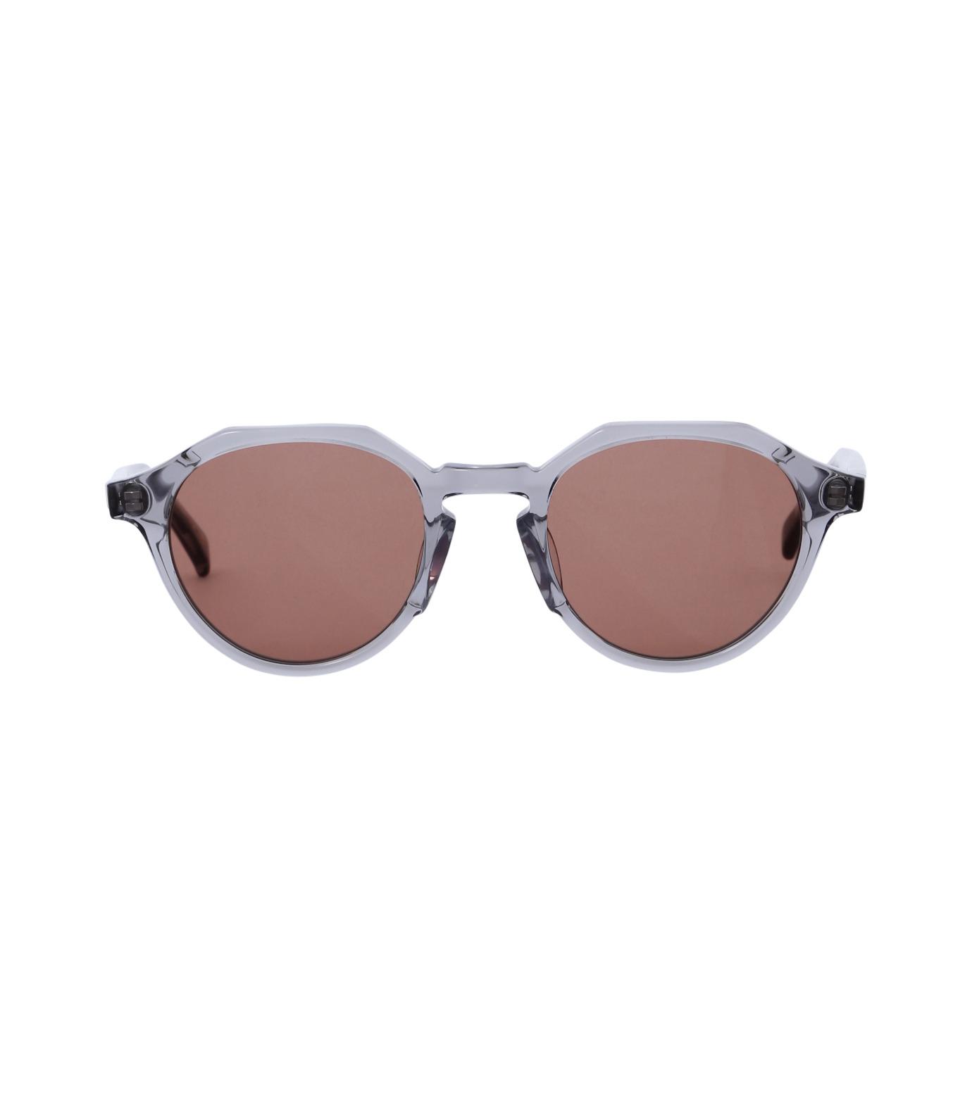 BLANC(ブラン)のOctagon Sunglass-GRAY(アイウェア/eyewear)-BM001-11 拡大詳細画像3