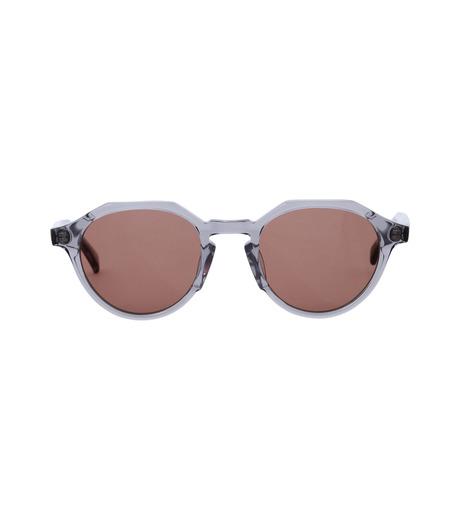 BLANC(ブラン)のOctagon Sunglass-GRAY(アイウェア/eyewear)-BM001-11 詳細画像3
