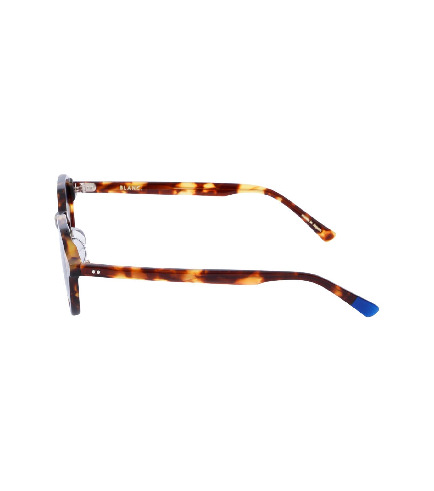 BLANC(ブラン)のOctagon Sunglass-BROWN(アイウェア/eyewear)-BM001-42 拡大詳細画像2