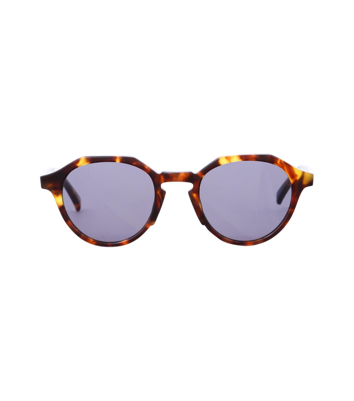 BLANC(ブラン)のOctagon Sunglass-BROWN(アイウェア/eyewear)-BM001-42 拡大詳細画像3
