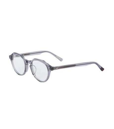 BLANC(ブラン)のOctagon Clear Sunglass-LIGHT GRAY(アイウェア/eyewear)-BM001-clear-10 詳細画像1