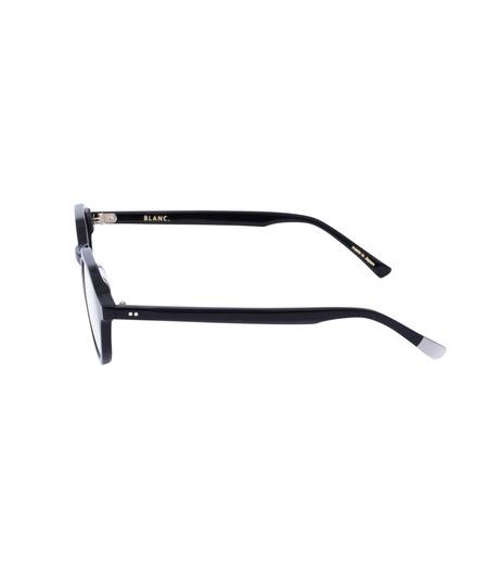 BLANC(ブラン)のOctagon Clear Sunglass-BLACK(アイウェア/eyewear)-BM001-clear-13 詳細画像2