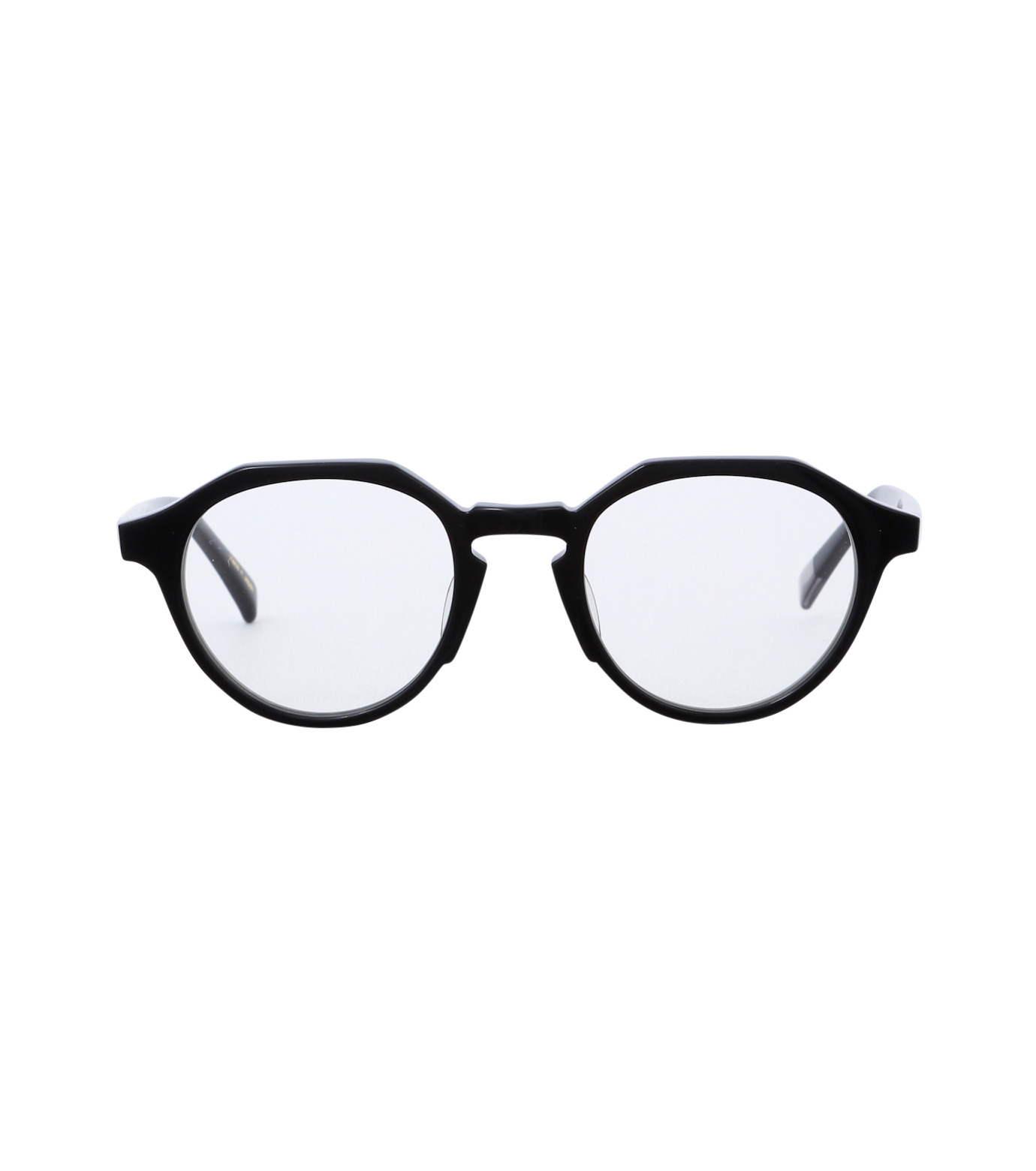 BLANC(ブラン)のOctagon Clear Sunglass-BLACK(アイウェア/eyewear)-BM001-clear-13 拡大詳細画像3