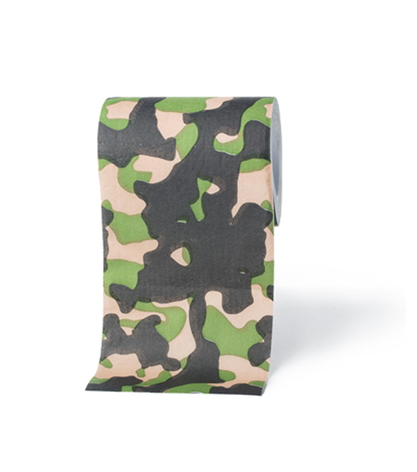 BIG MOUTH(ビッグマウス)のFunny Toilet Paper Camo-KHAKI(アザーズ/others)-BM1347-24 拡大詳細画像1