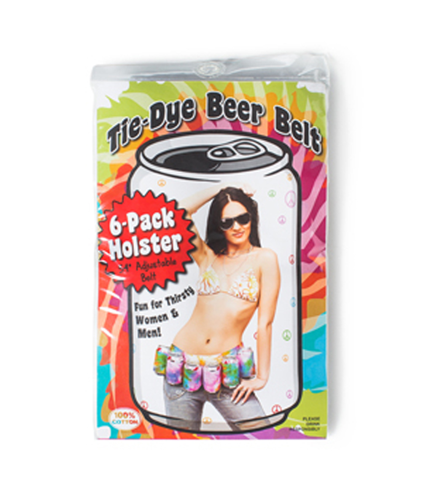 BIG MOUTH(ビッグマウス)のBeer Belt Tie Dye-PINK(アザーズ/others)-BM1528-72 拡大詳細画像1