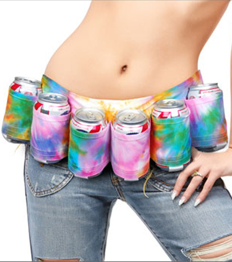 BIG MOUTH(ビッグマウス)のBeer Belt Tie Dye-PINK(アザーズ/others)-BM1528-72 詳細画像2