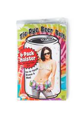 BIG MOUTH(ビッグマウス) Beer Belt Tie Dye