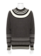 Neil Barrett Pattern Knit
