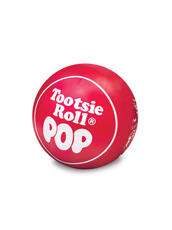 BIG MOUTH Red Tootsie Pop Ball