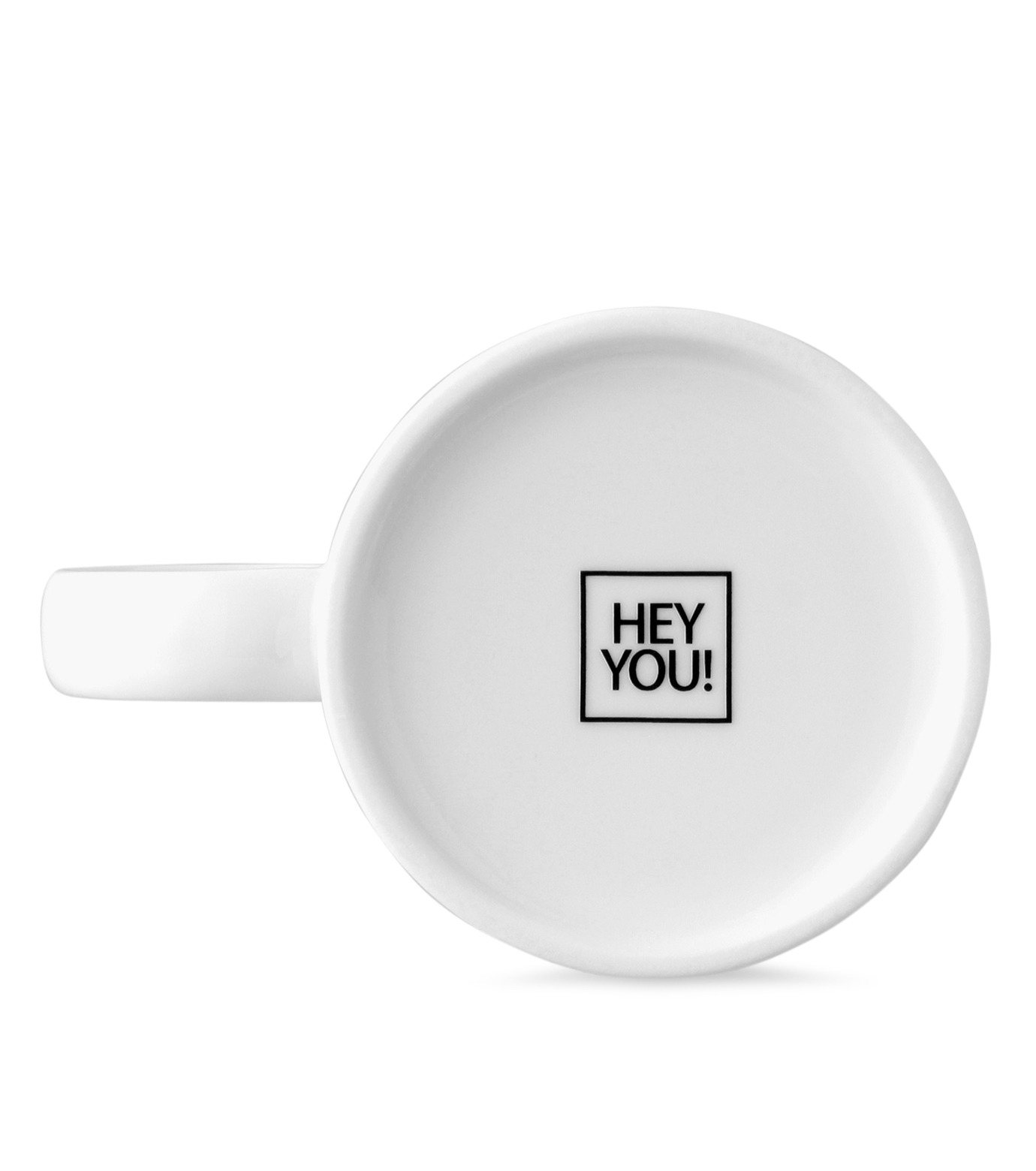 HEY YOU !(ヘイユウ)のBOARD MUG CUP-WHITE(キッチン/kitchen)-BOAD-MAG-4 拡大詳細画像2