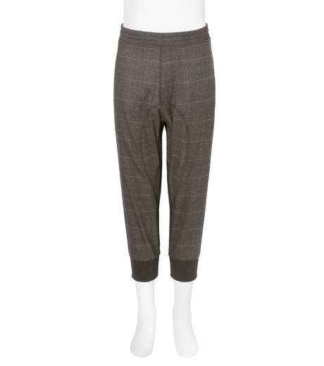 Neil Barrett(ニール バレット)のHoundtooth Pants-GRAY(SUITS-PT/SUITS-PT)-BPA83H-11 詳細画像1