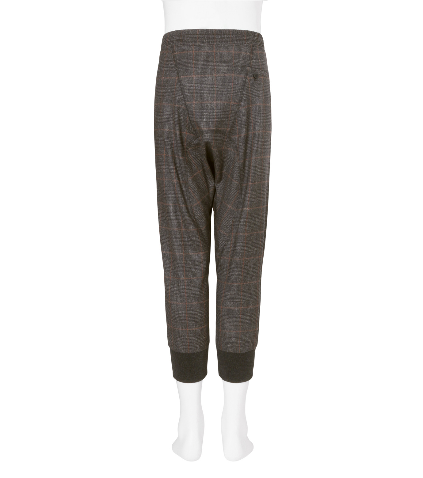 Neil Barrett(ニール バレット)のHoundtooth Pants-GRAY(SUITS-PT/SUITS-PT)-BPA83H-11 拡大詳細画像2