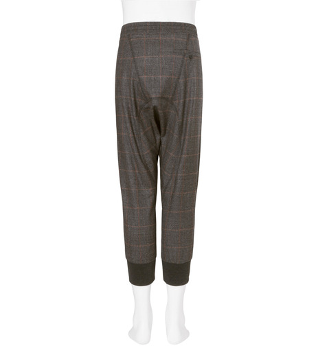 Neil Barrett(ニール バレット)のHoundtooth Pants-GRAY(SUITS-PT/SUITS-PT)-BPA83H-11 詳細画像2