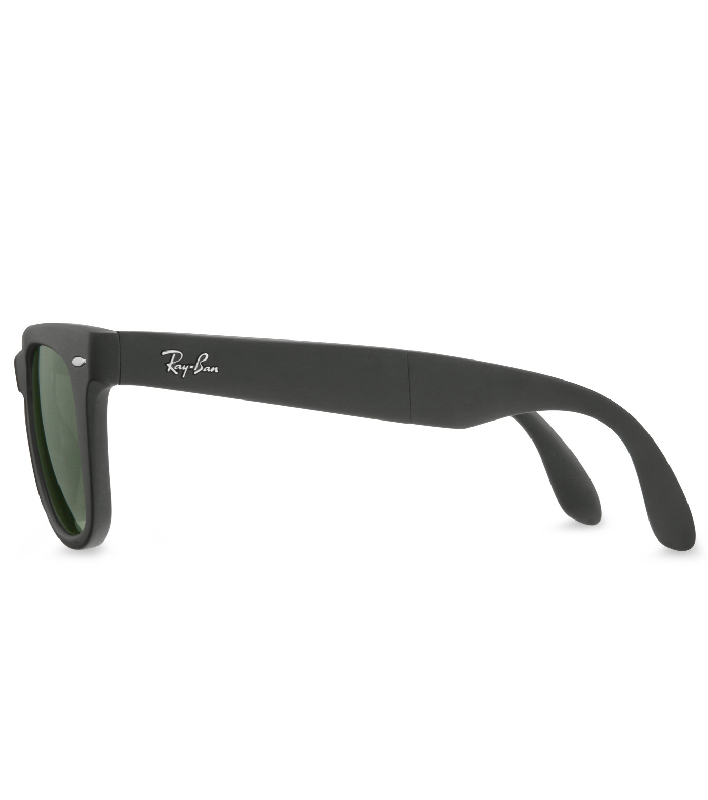 Ray-Ban(レイバン)のWayfarer Matte Black-CHARCHOL GRAY(アイウェア/eyewear)-BR-4105-12 拡大詳細画像2