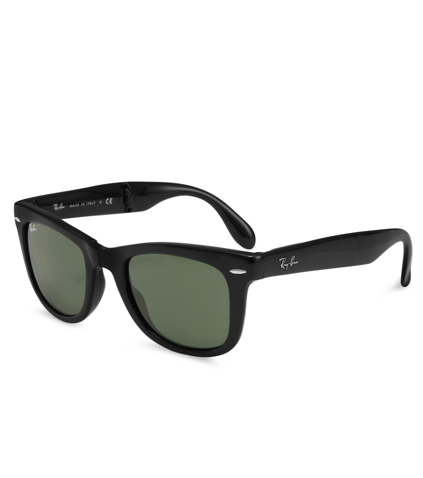 Ray-Ban(レイバン)のWayfarer Normal Black-BLACK(アイウェア/eyewear)-BR-4105-13 拡大詳細画像1