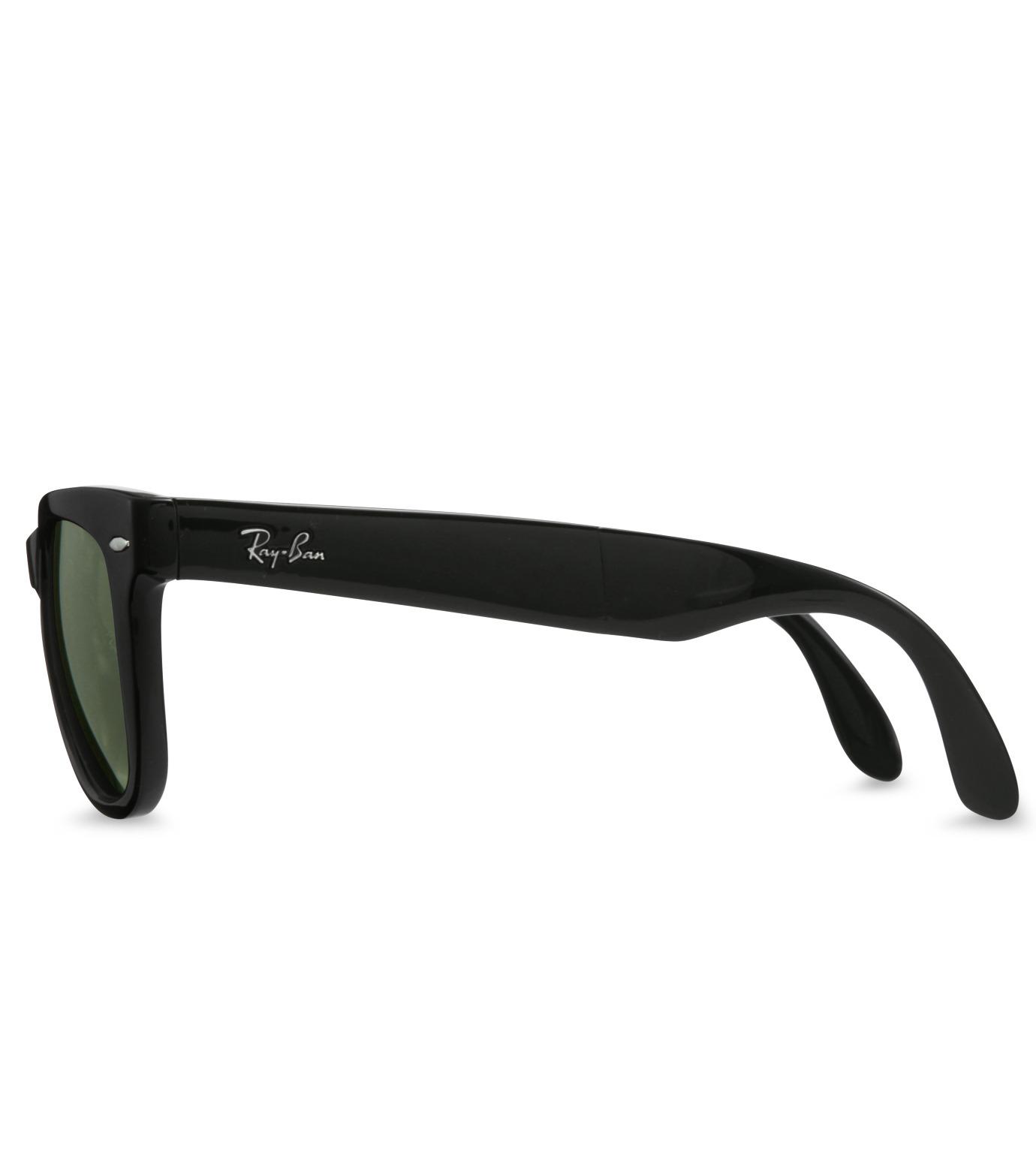 Ray-Ban(レイバン)のWayfarer Normal Black-BLACK(アイウェア/eyewear)-BR-4105-13 拡大詳細画像2