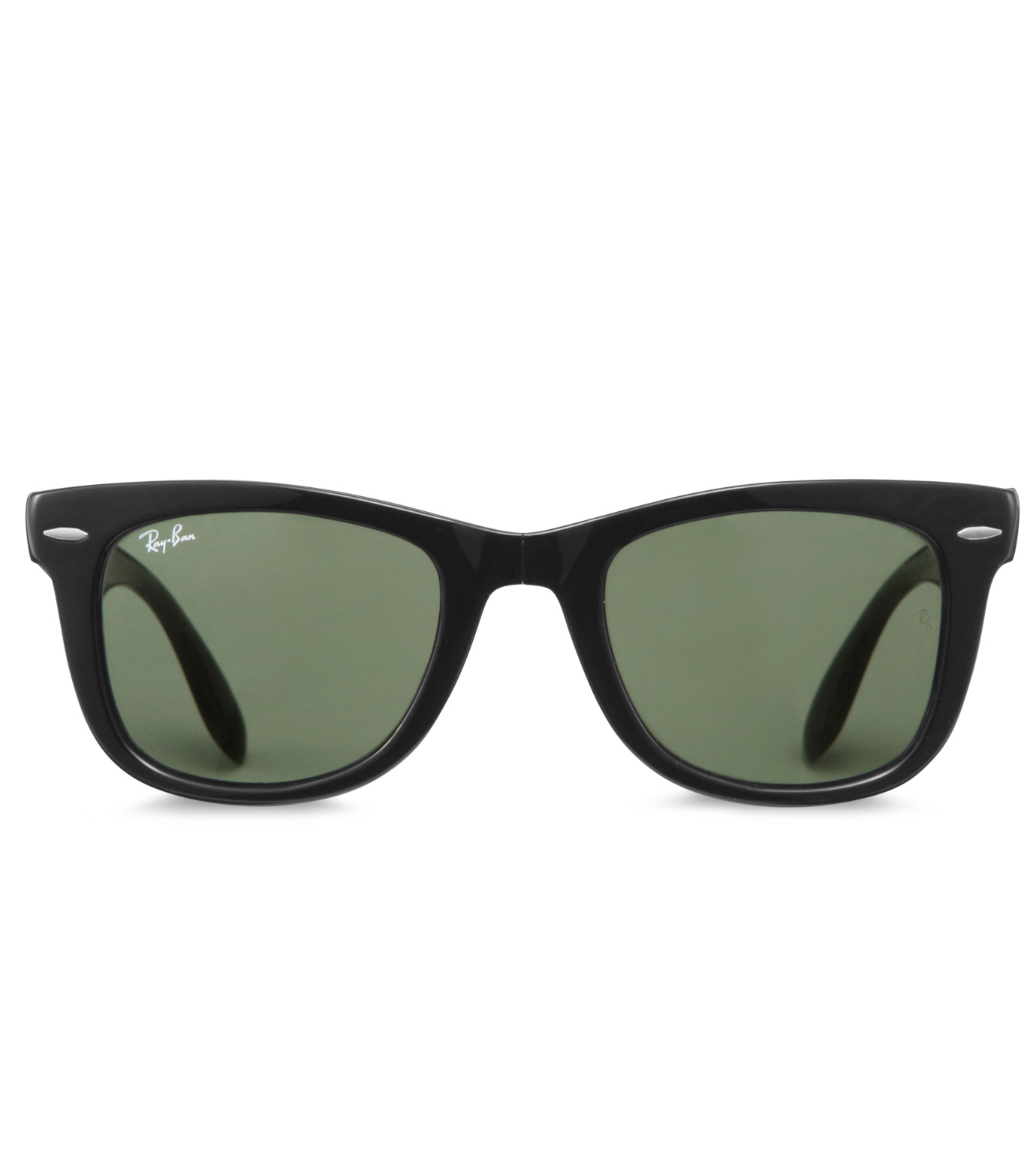 Ray-Ban(レイバン)のWayfarer Normal Black-BLACK(アイウェア/eyewear)-BR-4105-13 拡大詳細画像3