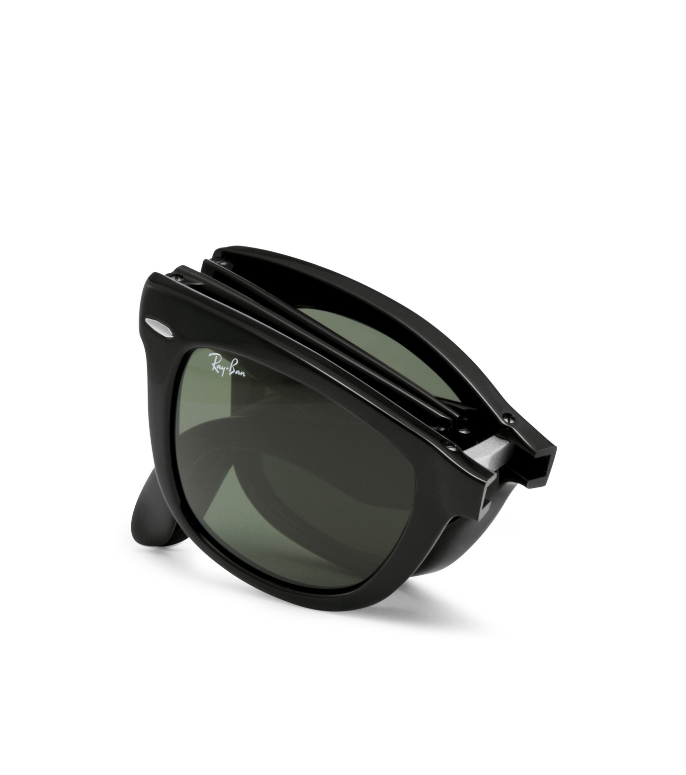 Ray-Ban(レイバン)のWayfarer Normal Black-BLACK(アイウェア/eyewear)-BR-4105-13 拡大詳細画像4
