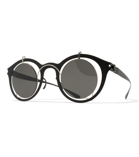 MYKITA(マイキータ)のBRADFIELD SUN-BLACK(アイウェア/eyewear)-BRADFIELDSUN-13 詳細画像1