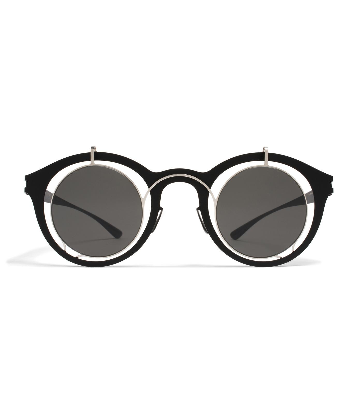 MYKITA(マイキータ)のBRADFIELD SUN-BLACK(アイウェア/eyewear)-BRADFIELDSUN-13 拡大詳細画像2