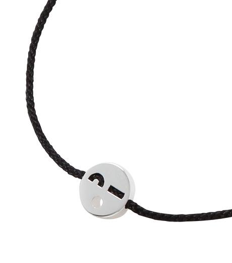 RUIFIER(ルイフフェラ)のFriends Bracelet Silver-BLACK(ブレスレット/bracelet)-BSL56VD0K-13 詳細画像2