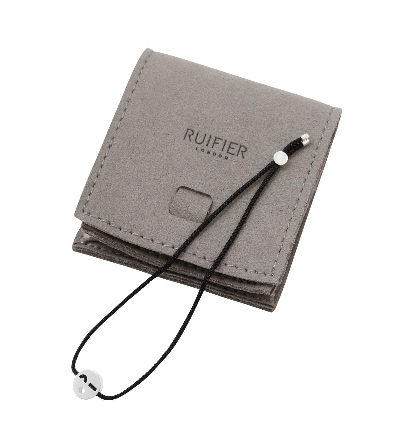 RUIFIER(ルイフフェラ)のFriends Bracelet Silver-BLACK(ブレスレット/bracelet)-BSL56VD0K-13 拡大詳細画像3