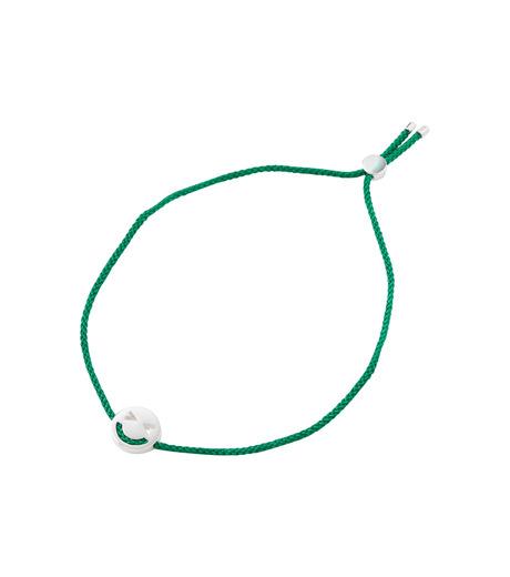 RUIFIER(ルイフフェラ)のFriends Bracelet Silver-GREEN(ブレスレット/bracelet)-BSL57VE0G-22 詳細画像1
